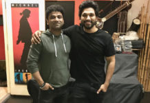 Pushpa DSP wraps up item song