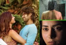 Raashi Khanna about her intimate scenes and mother reaction
