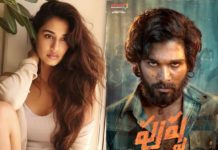 Radhe beauty excited to shake a leg with Allu Arjun in Pushpa