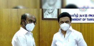 Rajinikanth donates Rs 50 Lakhs to CM relief Fund