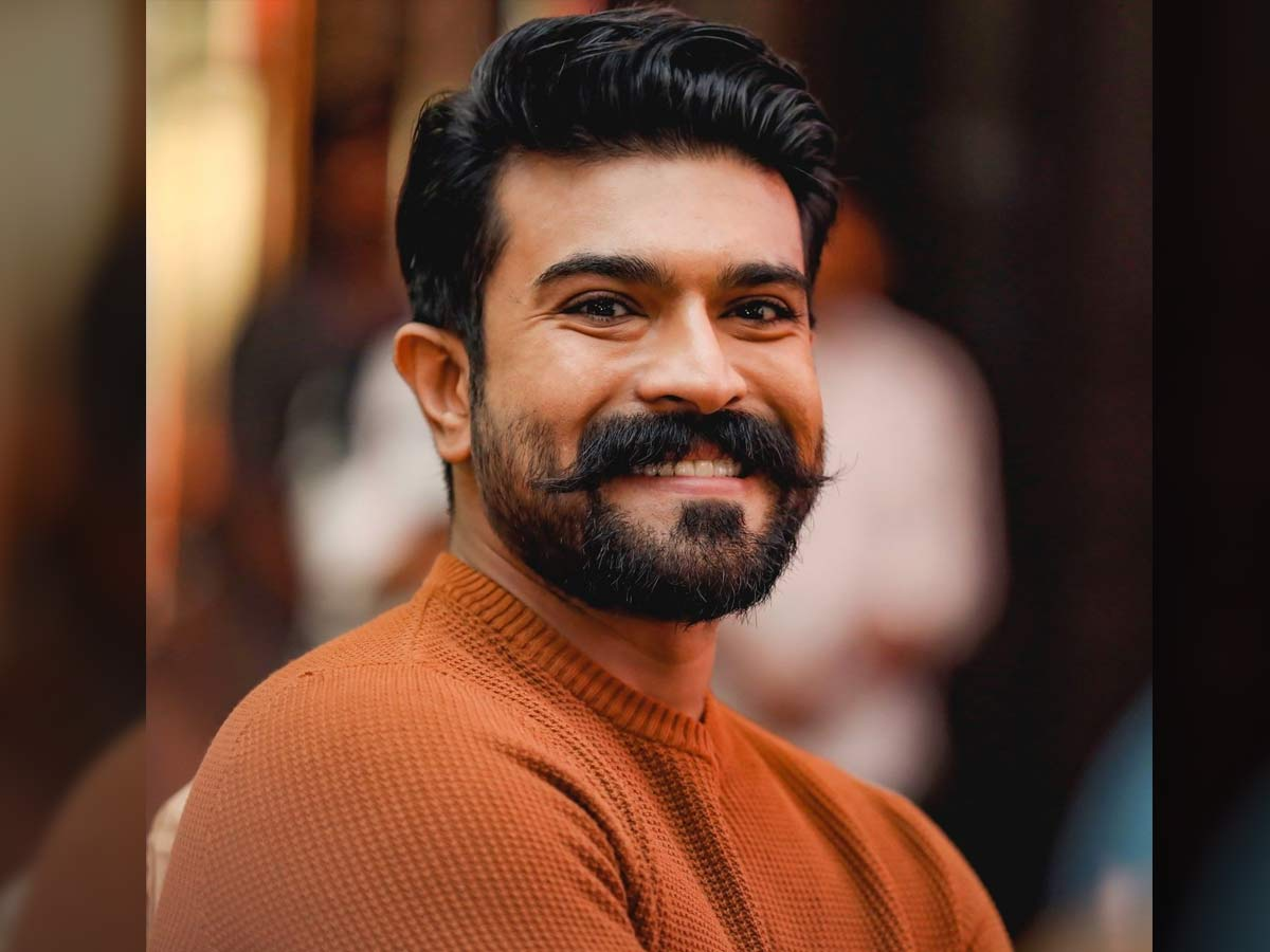 Ram Charan special invitation to Young directors