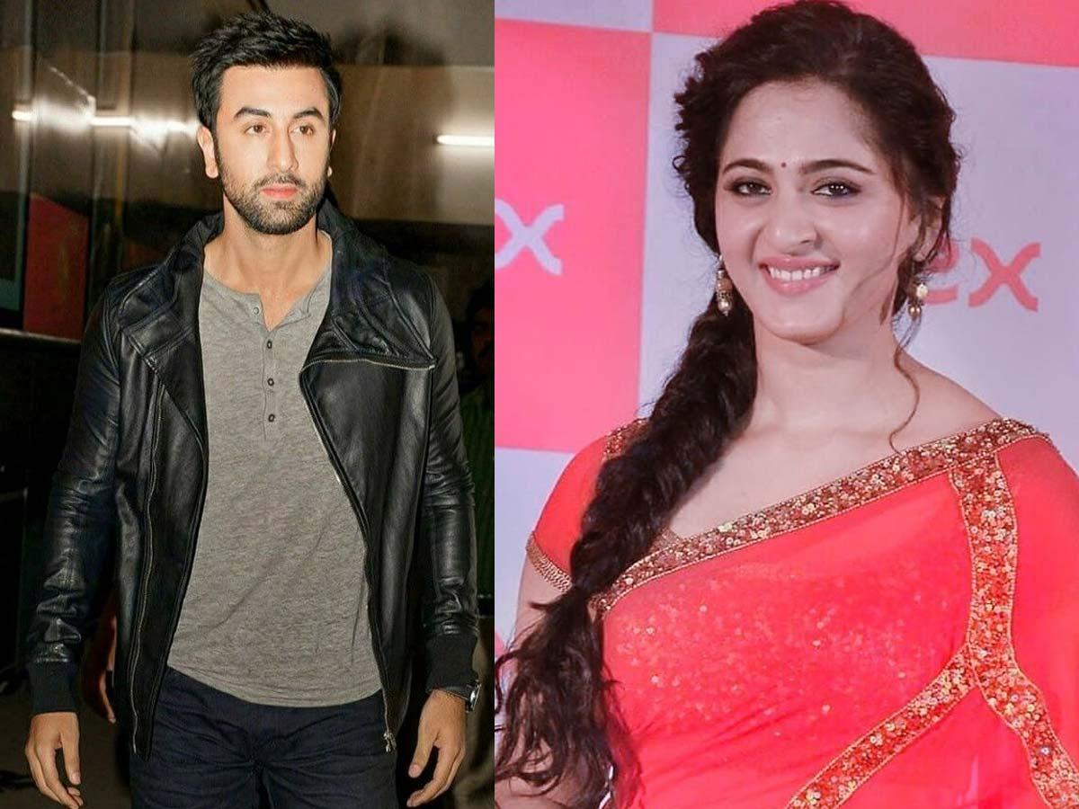Ranbir Kapoor secret crush on Anushka Shetty