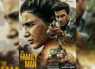 The Family Man 2 trailer: Manoj Bajpayee and Samantha show stealer