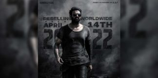 Shirtless Prabhas to flaunt his six pack abs in Salaar