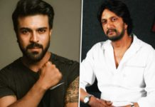 Sudeep in Ram Charan and Shankar film?