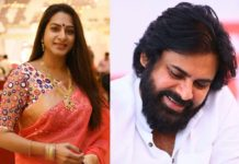 Surekha Vani wants to kiss Pawan Kalyan