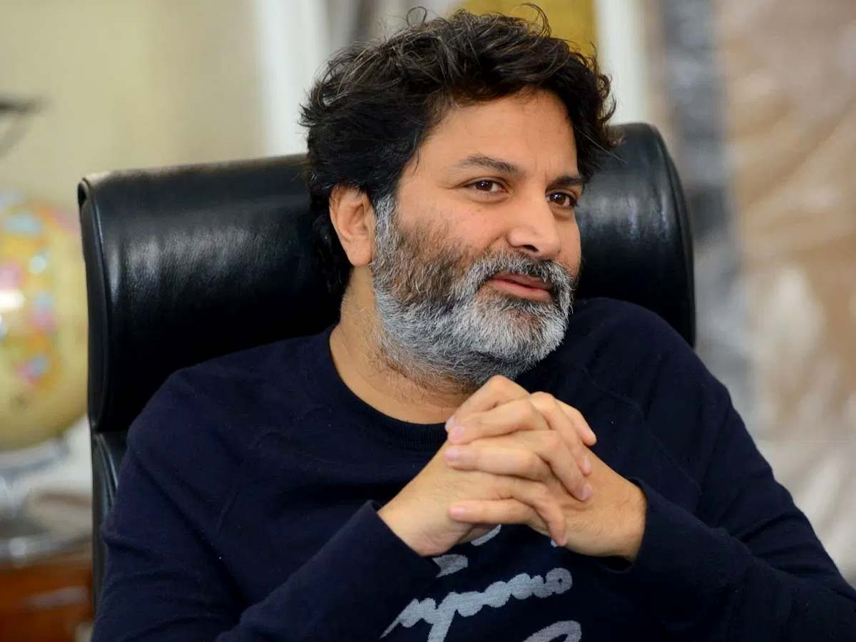 Trivikram looking out for that role again!!