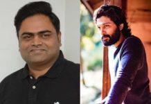 Vamshi comeback with Allu Arjun