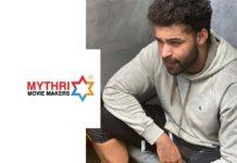 Varun Tej film with Mythri Movie makers