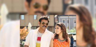 Venkatesh to romance Nayantara in his 75thfilm