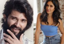 Vijay Deverakonda Hindi film with Katrina Kaif