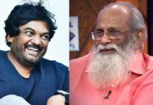 Vijayendra Prasad favorite director is Puri Jagannadh