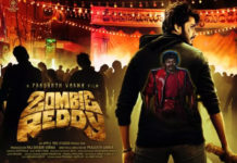 Zombie Reddy sequel pre production work starts