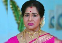 Actress Kavitha husband passed away due to Coronavirus