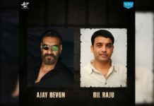 Ajay Devgn to work with Dil Raju for Naandhi Hindi Remake