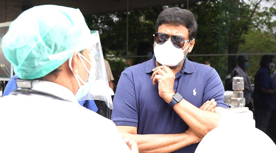 Chiranjeevi to launch ambulance services in Telugu states