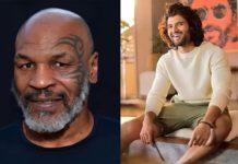 Finally legendary boxer Mike Tyson gives green signal to Vijay Deverakonda