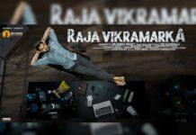First look of Kartikeya from Raja Vikramarka