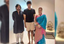 Handsome Akira taller than Pawan Kalyan