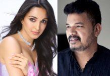 Kiara Advani three film deal with Shankar