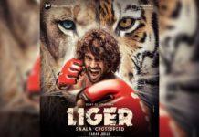 Liger First look poster clocks 2 million likes on Instagram: Vijay Deverakonda craze