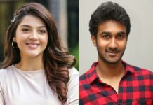 Maruthi film with Santosh Sobhan and Mehreen Pirzada