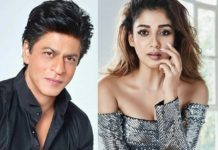 Nayantara in Shahrukh Khan and Atlee film?