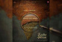 Official: Radhe Shyam on its way