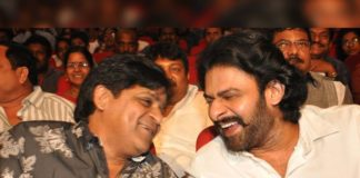 Prabhas comments on Comedian Ali