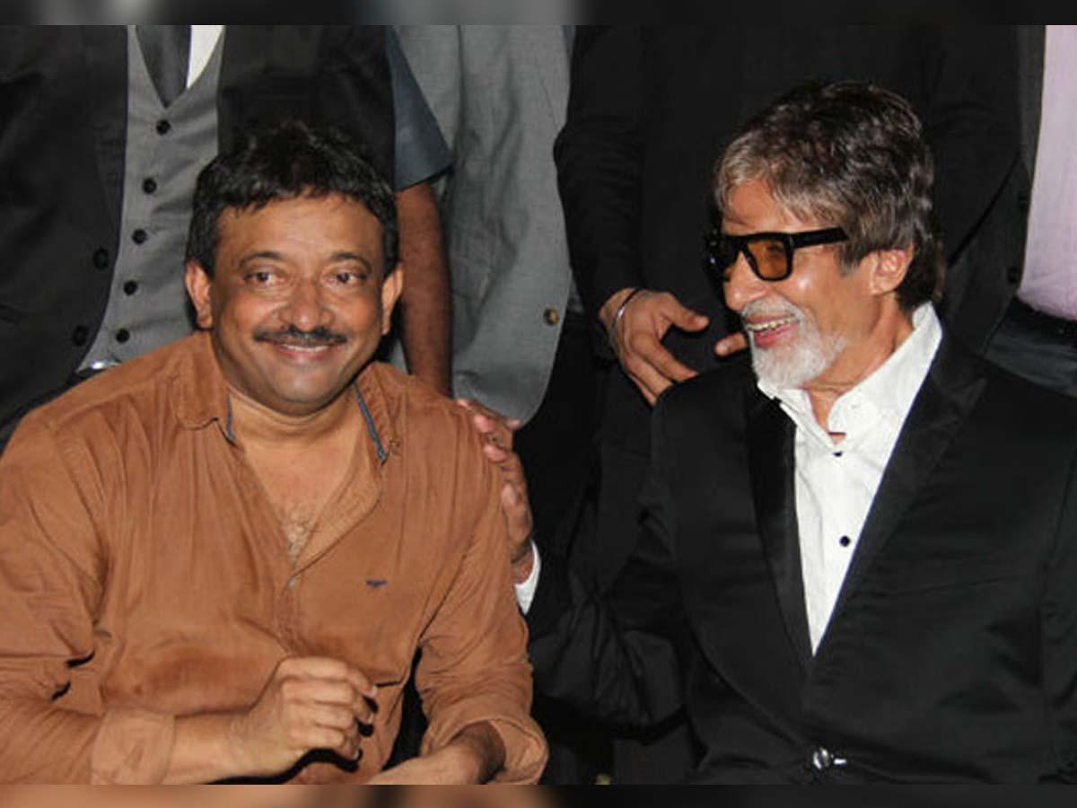 RGV and Megastar Amitabh Bachchan to team up again