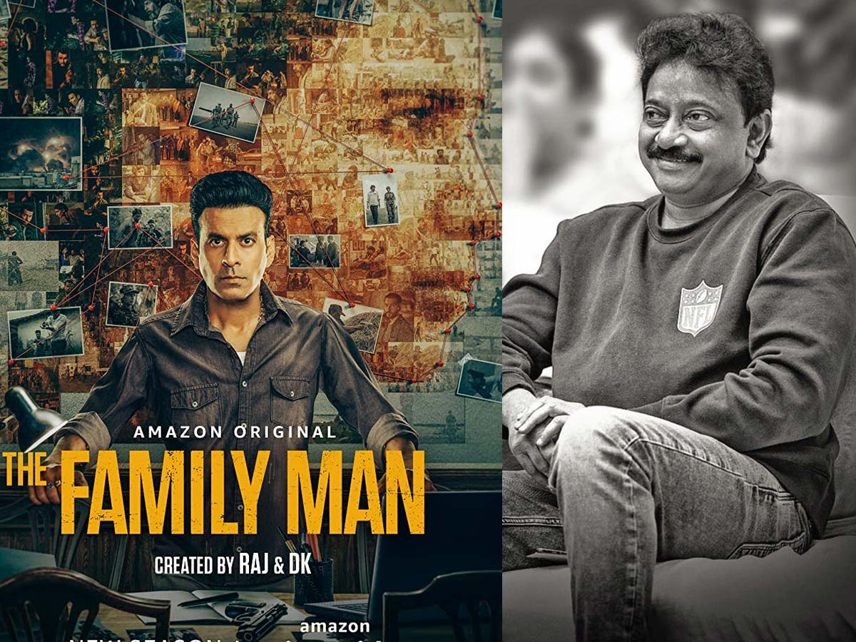 RGV review on The Family Man 2