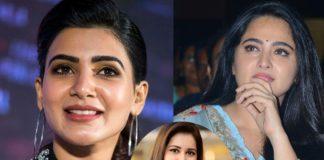 Raashi Khanna comments on Anushka Shetty and Samantha Akkineni