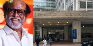 Rajinikanth spotted at Mayo Clinic in US