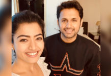 Rashmika Mandanna to romance Nithiin in Vakkantham Vamsi film
