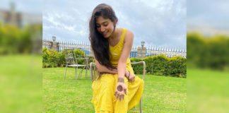 Sai Pallavi self love for Mehendi