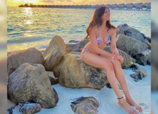 Sakshi Malik flaunts perfect bikini body