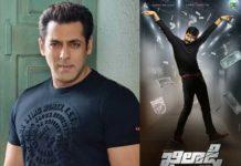 Salman Khan eyes on Ravi Teja Khiladi?