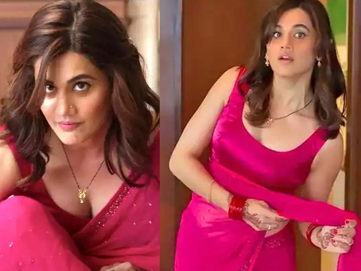 Scared to film intimate scenes with Taapsee Pannu