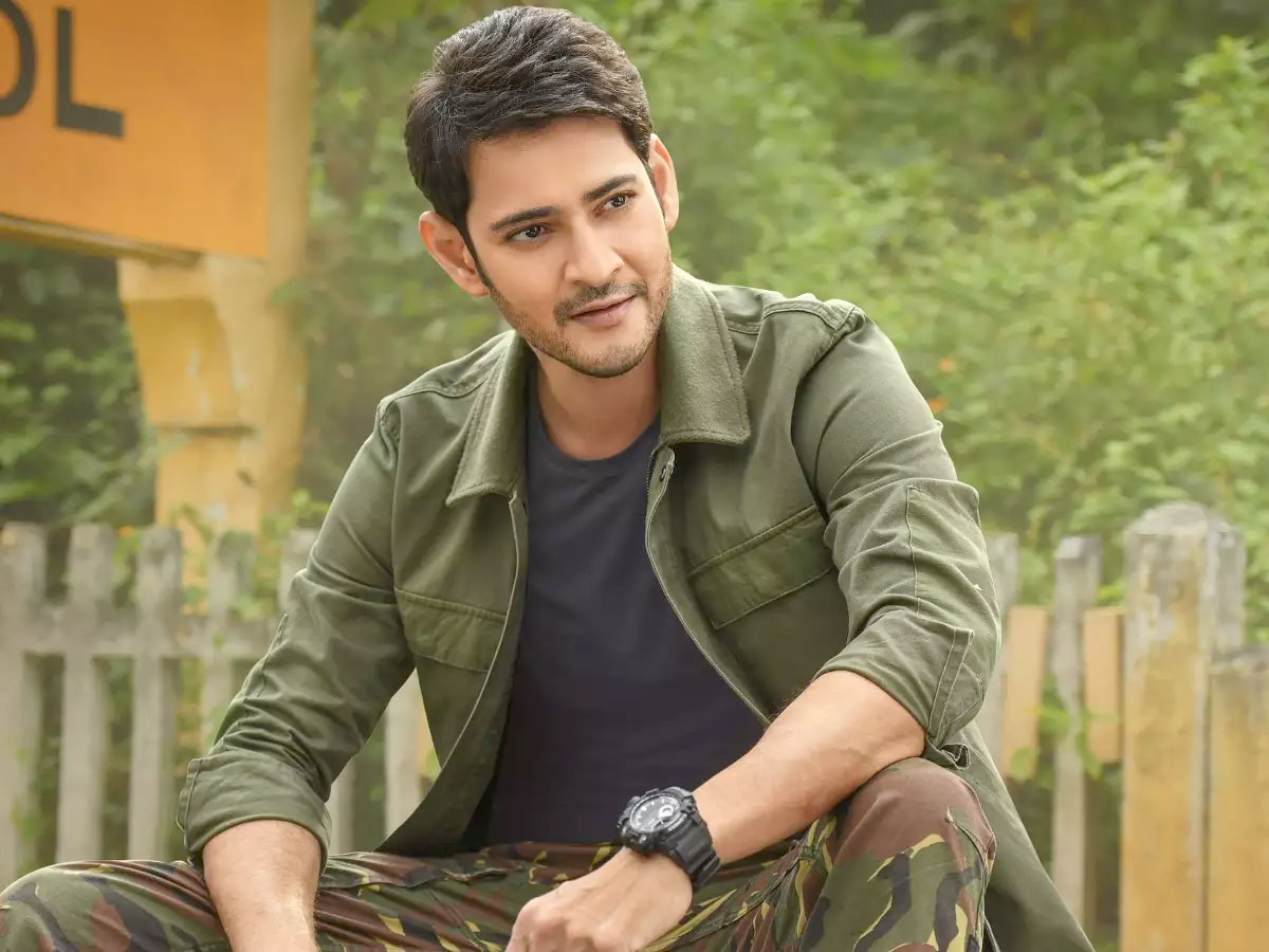 Second time but special: Mahesh Babu undercover cop act