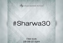 Sharwanand and Ritu Varma film first look on 28th June