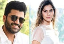 Sharwanand to work as doctor for Ram Charan wife