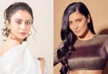 Shruti Haasan andRakul Preet Singh dare to reject Balakrishna?