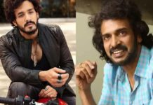Upendra key role in Akhil Agent?