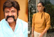 Varalaxmi Sarathkumar in Balakrishna film?