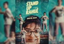 Varsha Bollamma First Look from Stand Up Rahul