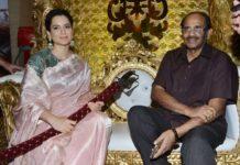Vijayendra Prasad wantsKangana Ranaut to play Sita?