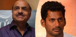 Vishal files police complaint against RB Choudary