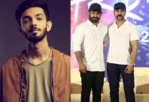 Anirudh to shake a leg with Ram Charan and Jr NTR in RRR promotional song
