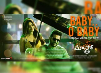 Baby O Baby from Maestro -Groovy number with good beats
