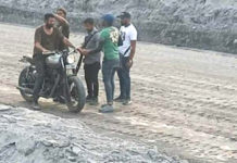 Chase sequence in Prabhas Salaar